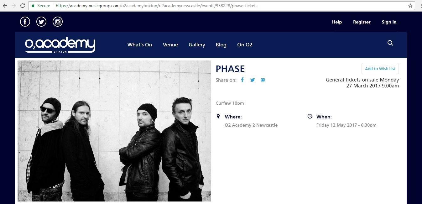 Phase O2 Academy